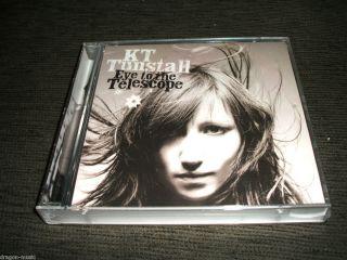 KT Tunstall Eye to The Telescope 1B Korea CD DVD SEALED RARE