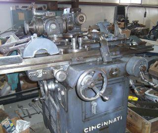 Cincinnati No 2 Tool Cutter Grinder