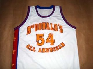 Kwame Brown McDonald All American Jersey New Any Size