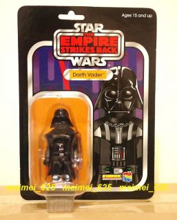 Kubrick Medicom Toy Exhibition 2012 Star Wars Darth Vader Limited Card