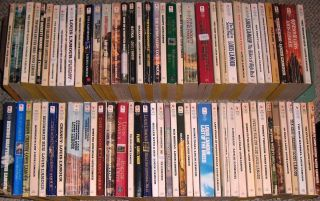 Louis LAmour Lot of 85 Paperback Books