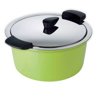 Kuhn Rikon 30740 Hotpan Casserole 1qt Green