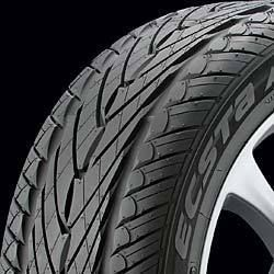 Kumho Ecsta AST 225 45 17 XL Tire Single