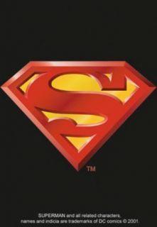 DC Comics Superman Logo Mirror Keychain 65057KEY