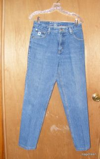 Size 9R Rocky Mountain Slim Rockies Blue Star Classic Jeans Inseam 29