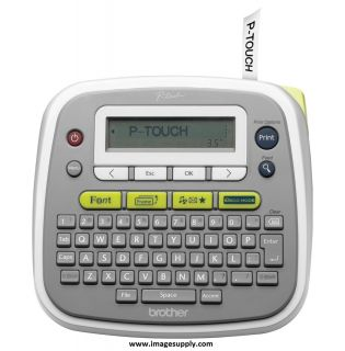NEW Brother PT D200 PTD200 Label Maker P Touch **Authorized Brother