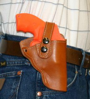 631 Ladysmith 2 Snub Nose Belt Loop Pistol Holster