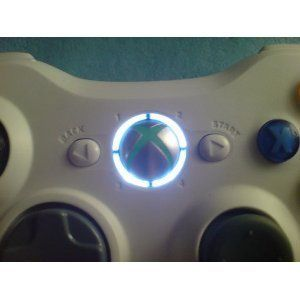 Xbox 360 Controller PS3 Ring of Light Mod Kit 5 White LEDs Buy 5 Lots
