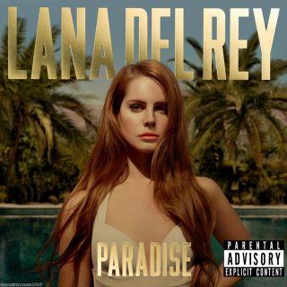 Lana Del Rey Paradise Vinyl LP 2012