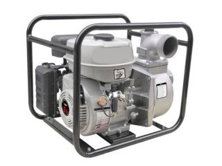 5HP 2 Gas Trash Water Pump Suction Lake Pond EPA Approval