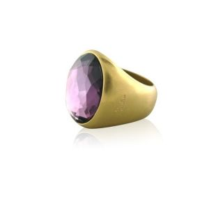 Pomellato Narciso 18K Rose Gold Amethyst Ring
