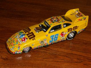 Action Ernie Irvan M Ms Racing Grand Prix Funny Car 1 24 Diecast