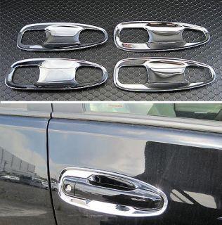 2009 2010 2011 2012 Toyota Land Cruiser Prado Chrome Door 150 Cover