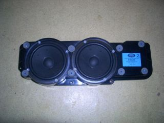 Land Rover Discovery II 2 Rear speaker, Subwoofer set. Phillips Sub