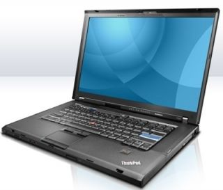 Lenovo ThinkPad T500 Laptop Notebook with Docking Station