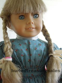 American Girl Doll Kirsten Larson Meet Outfit Retired Pleasant Company
