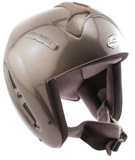 RIDE SPECIAL Snow Ski Snowboard Helmet 58cm Large Lg L Grey ASTM NEW