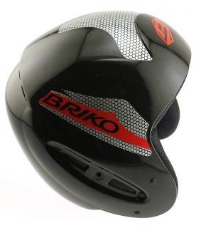 FORERUNNER World Cup Snow Ski Snowboard Helmet 60cm X Large Black NEW