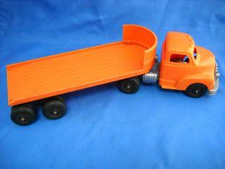 Vintage Hubley Kiddie Toy Truck