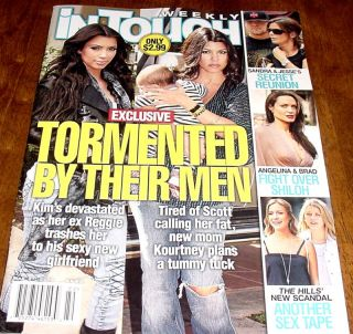 Sandra Bullock Kourtney Kim Kardashian Angelina Jolie Demi Moore