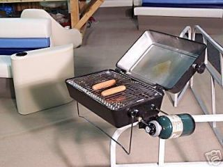 Pontoon BBQ Grill Barbeque Grill Pontoon Grill