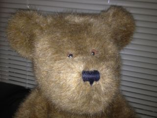 Large Big BOYDS COLLECTION Fully Jointed, perfect Boyds Bear 19inch
