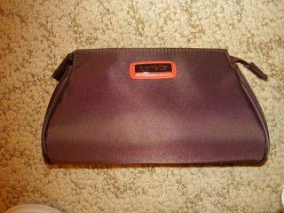 Laura Mercier Cosmetic Bag Makeup Bag Brown New