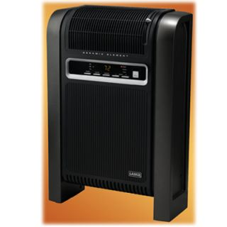 Lasko 760000 Cyclonic Ceramic Heater Ceramic Electric 046013768520