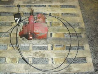Western Plow Pump with controller work good but needs rebuild and rod