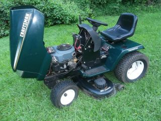 dethatcher for lawn sweepers craftsman lawn garden tractor