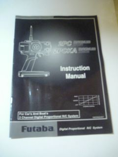 Futaba Radio Instruction Manual