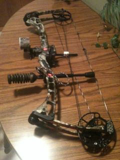 PSE Bow Madness XS