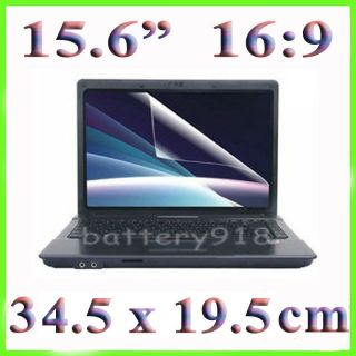 15 6 inch Monitor Laptop LCD Screen LED Protector Film Cover Guard