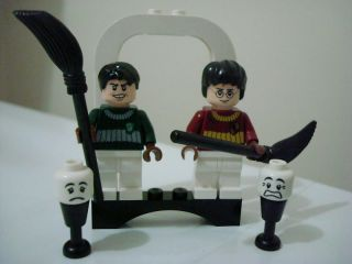 Lego Minifigures Minifigs Lot Harry Potter Quidditch A