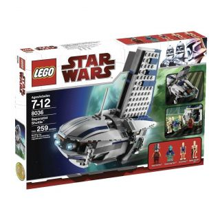 Lego Star Wars Clone Wars Separatist Shuttle 8036 New Toys Building