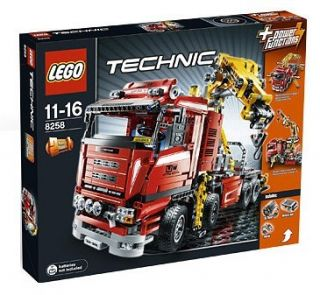 Lego Technic Set 8258 Crane Truck New in SEALED Box