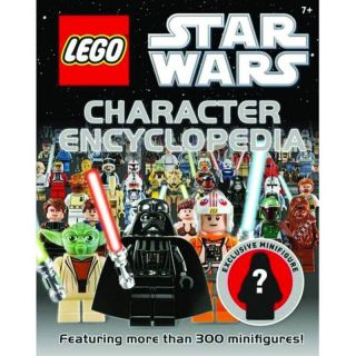 Lego Star Wars Character Encyclopedia Hardcover HC Reference Guide New