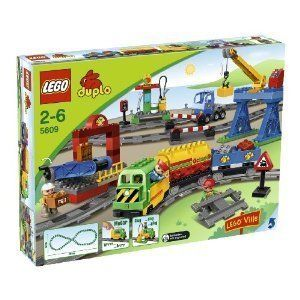 LEGO Duplo Legoville Deluxe Train Set 5609 New Sets Construction