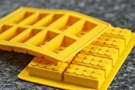 Make Lego Ice Bricks Tray Candy Chocolate Mold Silicone Mould
