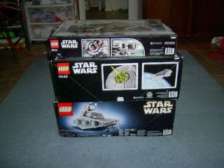 Mega Lego Star War Sets