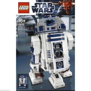 Lego Star Wars R2 D2 10225 Brand New SEALED Box