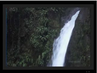 Digital Picture Photo Frame Costa Rica Movie SD Card