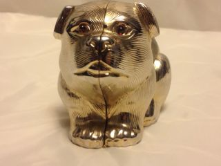 New Judith Leiber Dog Minaudiere Original from The Early 1990S