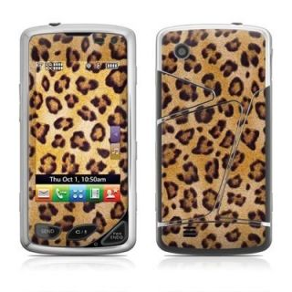 LG Chocolate Touch Skin Cover Case Decal Leopard Print