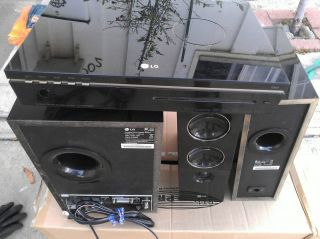 LG LFD790 Compact Home Theater System DVD Player Sound System LF D790