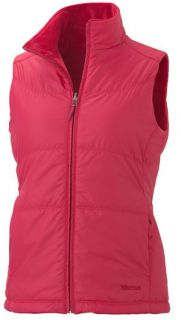 New $100 2011 Marmo Womens Reversible Fleece Ves Jacke L