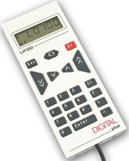 Lenz 21100 LH100 V3 6 Hand Controller Throttle DCC New