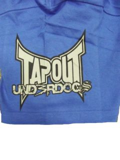 New Mens Tapout Team Liddell UFC MMA Ultimate Fighter Royal Tee Size