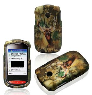 LG 800G Faceplate Cell Phone Hard Cover Cell Phone Cases Skin Deer