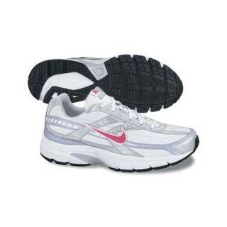 Nike Initiator Womens Running Shoes 394053 101 White Cherry Silver